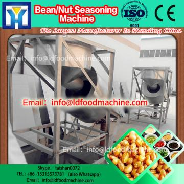 Hot selling soybean automatic flavoring machinery / seasoning machinery