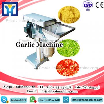 2016 L Capacity automatic garlic skin remover peeling machinery and chopper machinery