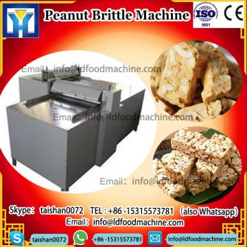 Hot selling Sesame Brittle Bar Molding and Cutting machinery Peanut candy Cutter machinery
