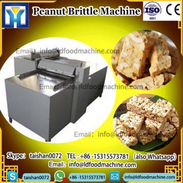 Small Model Peanut candy Bar Cutting machinery