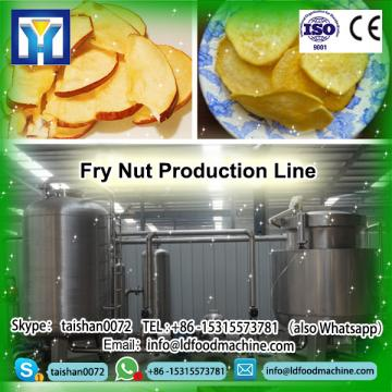 Snacks continous fryer machinery Automatic Continuous Fryer