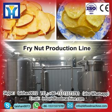 Good Performance Peanut Frying machinery Fried Nut Groundnut Peanut Production Line