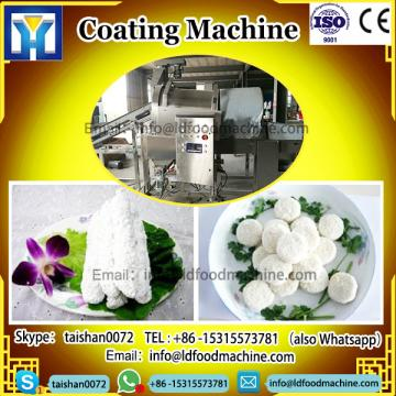 High quality Automatic Drum Flouring and Meat Food Bread Coating machinery