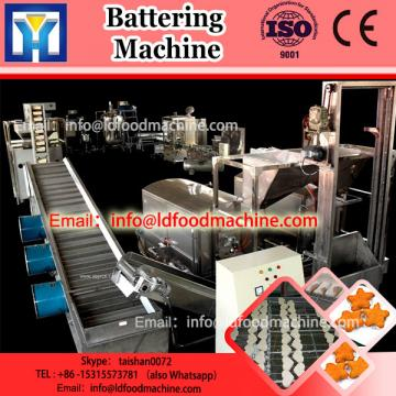 Hamburger Chicken Nuggets Battering machinery Coating machinery