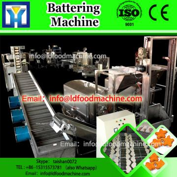 Normal Viscosity Battering machinery
