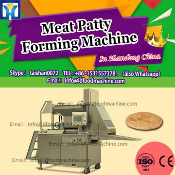 Automatic Beef Meat Burger Forming Patty make machinery