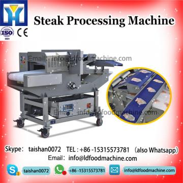QW-10 stainless steel electric meat cutter /chicken breast cutting machinery / meat strip cutting machinery