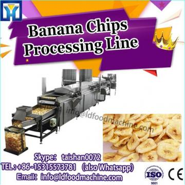 Fried paintn Potato CrispyChips Production / French Fries Sticks Equipment Price