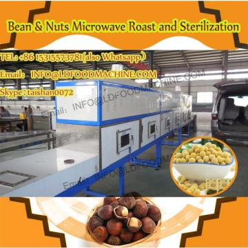 Automatic microwave sesame seed food roaster/roasting equipment --CE