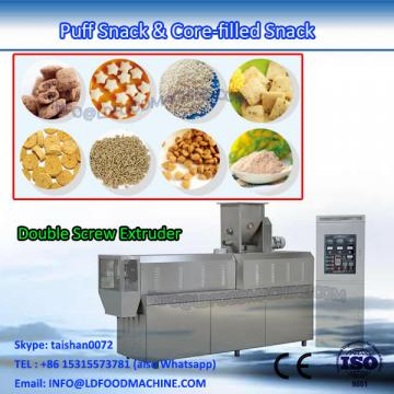 Corn Rice Cheese Ball Puff  Processing machinery