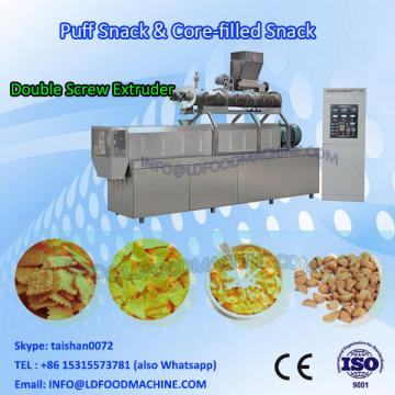 Cheese Ball Corn Puff Snacks make machinery Extruder