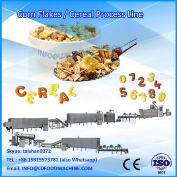 breakfast cereal corn flakes make machinery roasted corn flakes processing line /cereal make machinery