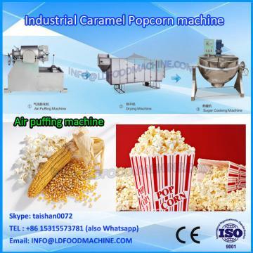 Industrial Small Scale Mushroom Popcorn machinery