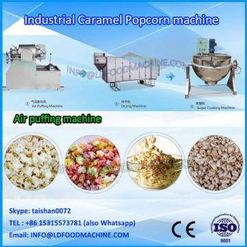 puffed grain machinery