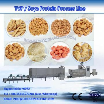Meat taste textured soybean protein processing machinery