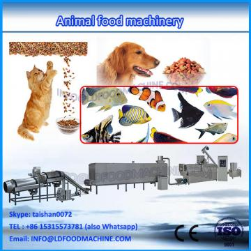 pet and animal food machinery