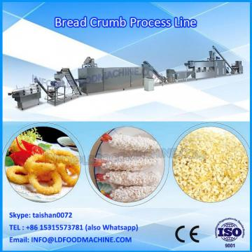 high quality hot selling panko bread crumbs extruder machinery