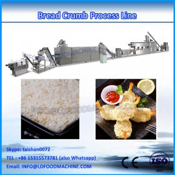 Twin screw panko Bread crumb process line extruder machinery