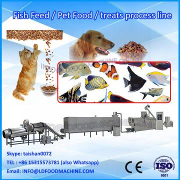 1ton dry floating fish feed extruder machinery