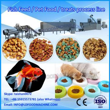 Various Pet feedstuff machinery/Cat/Dog food processing plants