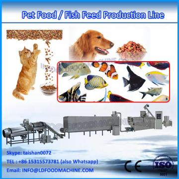 Low price stainless steel dog food pellet make extruder