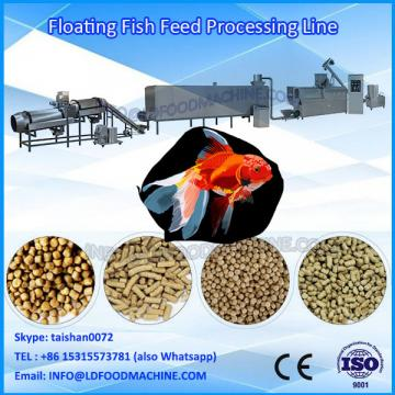 High output aquatic sinLD fish feed extruder make machinery