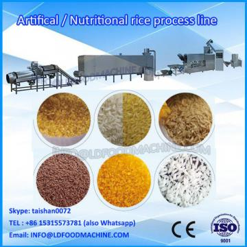 High quality artificial rice make machinerys artificial rice make extruder artificial rice producing equipment