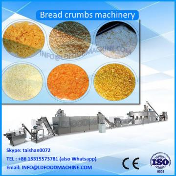 Panko Long Needle KFC Chicken Chips Bread Crumb Extrusion  Production Plant