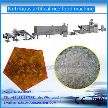 Newly desity sale Artificial rice machinery equipment