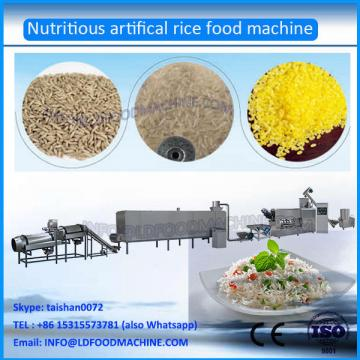 Middle scale Gluten Free baby Food machinery