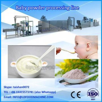 Instant porriLDe FBF/CSB/baby food nutrition flour processing line