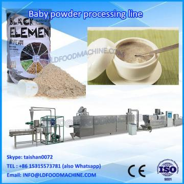 Healthy nutrition baby powder food make extruder