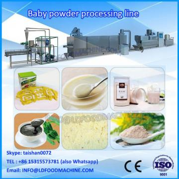 Automatic baby food production line