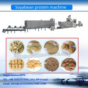 Hot Selling Automatic Stainless Steel Textured Vegetable Protein