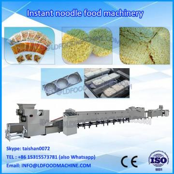 2017 Latest Fryed Instant Noodle Manufacture machinery