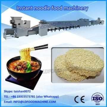 New automatic instant noodle processing line