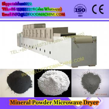 Big capacity microwave five spice powder drying equipment/five spice powder dryer machine