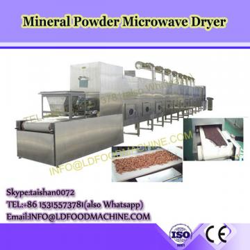 Tunnel microwave Sargassum drying equipment /Sargassum drying machine