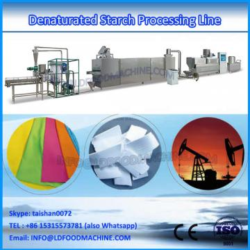 Oil drilling starch extruder machinery
