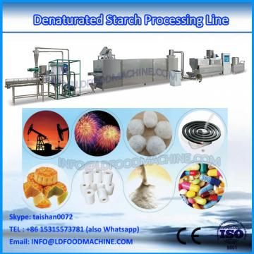 pregelatinized modified starch make machinery processing line