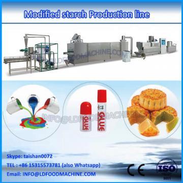 L Capacity Potato Corn Tapioca Pregelatinized Starch machinery
