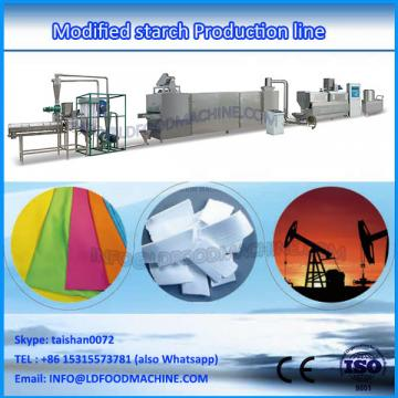 special flour modified starch machinery