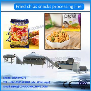 best price Hot Selling Fryums pellets Processing line