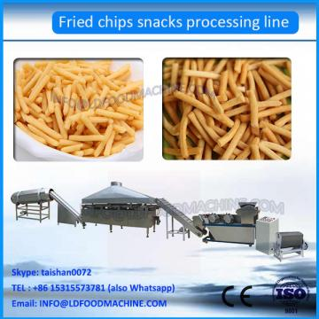 Frying Bugles /chips/stick snack processing machinery