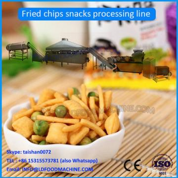 crisp chips/Bugles/ sticks process line/machinery