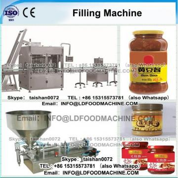 Bottled water filling machinery/ketchup filling machinery/manual bottle filling machinery