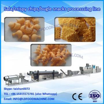 Buy fried bugles snacks food extrusion make machinery - china