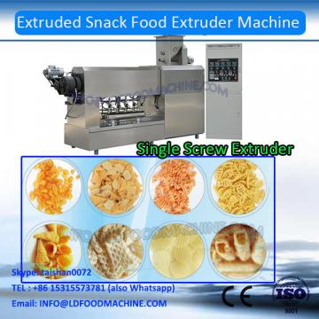 extruded puffed  production line
