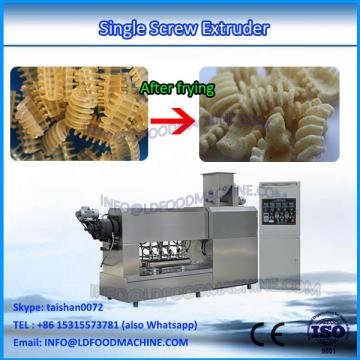 Mini Capacity fish food make facility, DLG single screw extruder, fish feed pellet mill machinery