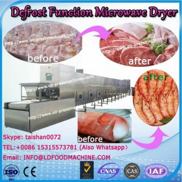 Mealworm Defrost Function microwave drying machine